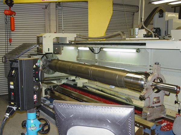 CNC Milling Lathe
