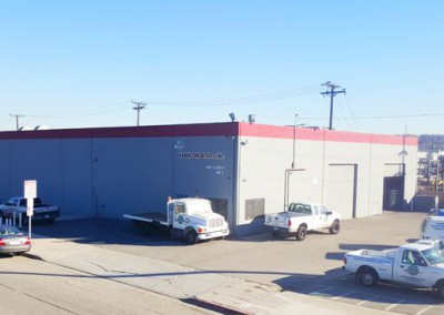 Kadan Consultants Manufacturing Facility in Long Beach, California