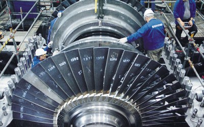 Power Plants: Steam Turbine Project